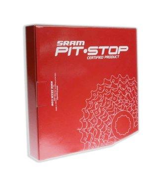 SRAM Pit-Stop, Câble de dérailleur, Inox, 1.1mm