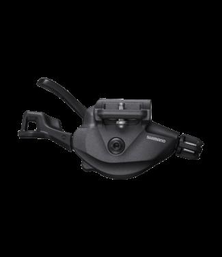 Shimano XT SL-M8100-IL Right I-Spec EV 12-Speed Shifter, Black