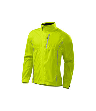 SPECIALIZED DEFLECT H20 COMMUTER JACKET - Neon Yellow MD