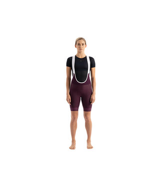 SPECIALIZED RBX BIB SHORT W/SWAT WMN CSTBRY