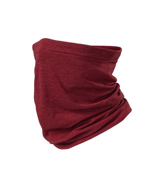SPECIALIZED DRIRELEASE MERINO NECK GAITER Burgundy Heather