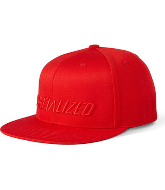 SPECIALIZED PODIUM HAT PREMIUM FIT - Red/Red LGX