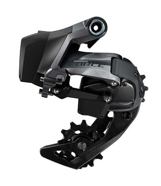SRAM Force eTap AXS D1 Wide, Rear Derailleur, Speed: 12, Cage: Medium, Sans batterie