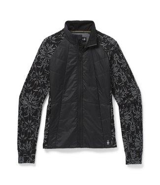 SMARTWOOL Manteau Smartloft 60 pour femmes Flocon graphique noir XL