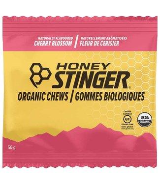 HONEY STINGER Organic, Jujubes énergétiques, 50g, Cerises