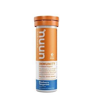 NUUN Immunity, Poudre, Bleuet/Tangerine, 10 portions
