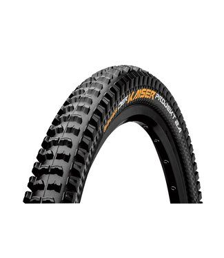 CONTINENTAL DER KAISER PROJEKT 27.5 x 2.4 Fold ProTection APEX TR + Black Chili