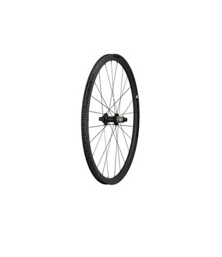 SPECIALIZED TERRA CLX REAR XDR SATIN CARBON/GLOSS BLK 700C