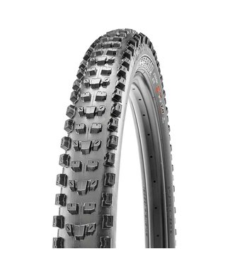 MAXXIS Maxxis, Dissector, Tire, 27.5''x2.40, Folding, Tubeless Ready, 3C Maxx Terra, Double Down, Wide Trail, 120TPI, Black