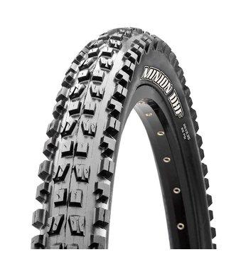 MAXXIS Maxxis, Minion DHF, Tire, 26''x2.30, Folding, Tubeless Ready, 3C Maxx Terra, EXO, 60TPI, Black