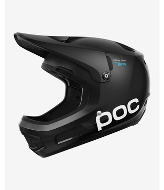 POC Coron Air SPIN Uranium Black Helmet M-L