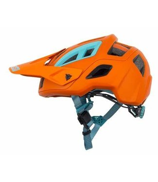 LEATT LEATT HELMET DBX 3.0 ENDURO ORANGE/TEAL SM