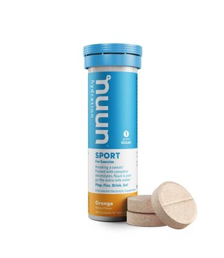 NUUN Nuun, Sport, Drink Mix, Orange, Box of 8, 10 servings