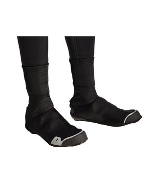 SOFTSHELL SHOE COVER BLK