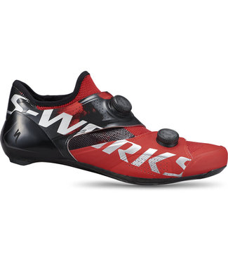SPECIALIZED S-Works Ares Road Shoes Red 41.5