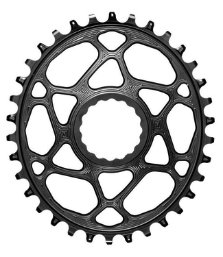 ABSOLUTE BLACK OVAL RACE FACE BOOST CHAINRING SHIM HG+ 12SPD 30T BLACK