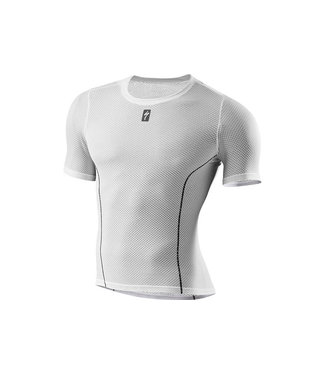 SPECIALIZED TECH LAYER SHORT SLEEVE - White MD