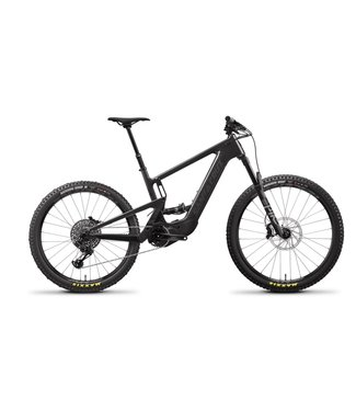 SANTA CRUZ HECKLER 8 CC MX 21 S-KIT  BLK