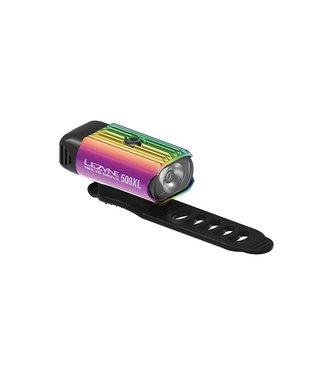 LEZYNE Hecto Drive 500Xl, Lumiere, Avant, Multicolore