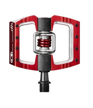 CRANKBROTHERS PEDALE Mallet DH - Red