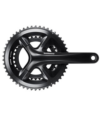 SHIMANO FRONT CHAINWHEEL, FC-RS510, FOR REAR 11-SPEED, 2-PCS FC, 1
