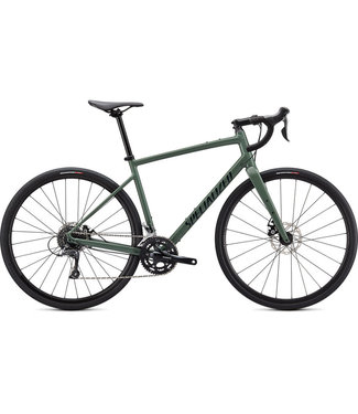 SPECIALIZED DIVERGE E5 SGEGRN/FSTGRN/CHRM 44