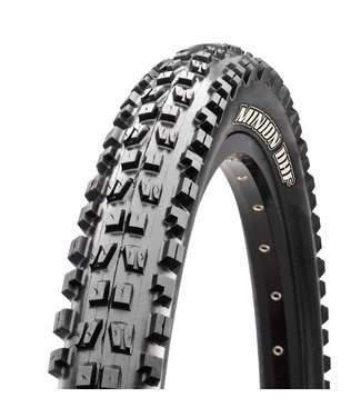 MAXXIS Minion DHF, Tire, 29''x2.50, Folding, Tubeless Ready, 3C Maxx Grip, EXO, Wide Trail, 60TPI, Black