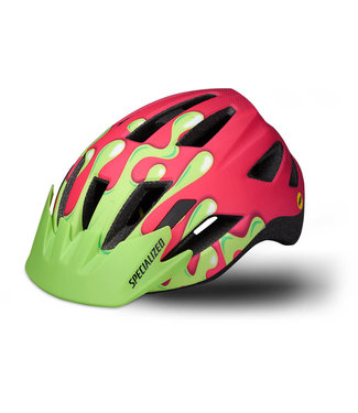 SPECIALIZED SHUFFLE LED SB HLMT MIPS CPSC ACDPNK SLIME YTH