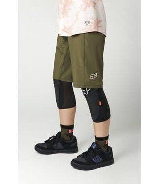 FOX W  Flexair Lite Shorts No Liner OLIVE GREEN XS