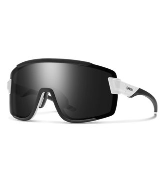 Smith Optics Wildcat White ChromaPop Black Clear