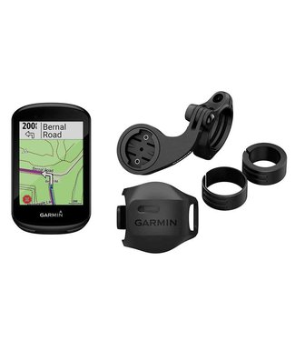 GARMIN Edge 830, Cyclomètre, GPS: Oui, Cardio: En option, Cadence: Optionnelle, Noir, 010-02061-20