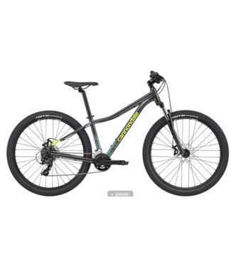 CANNONDALE 27.5 F Trail 8 TRQ SM - Turquoise, Small