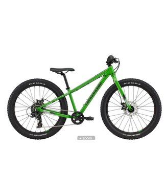 CANNONDALE 24+ U Cujo GRN OS - Green ., One Size