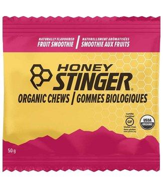 HONEY STINGER Organic, Jujubes énergétiques, 50g, Frappé au fruits