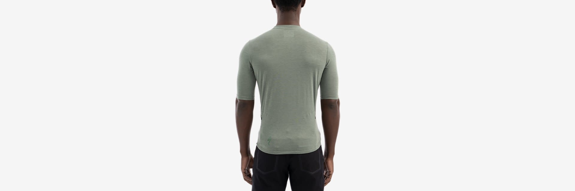 Specialized RBX ADVENTURE JERSEY SS, SAGE GREEN L