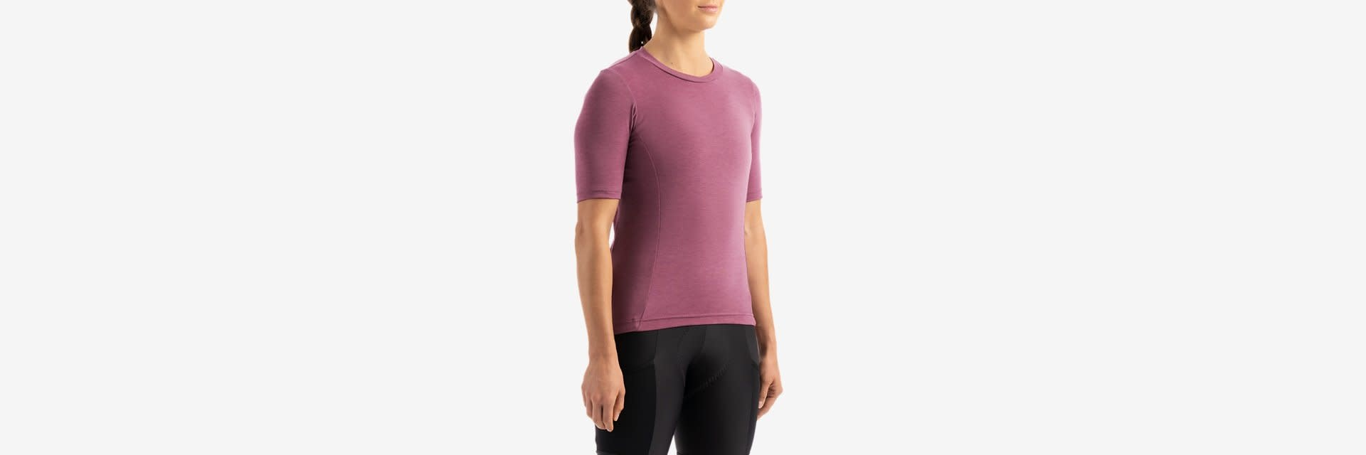 Specialized RBX ADVENTURE JERSEY, DUSTY LILAC
