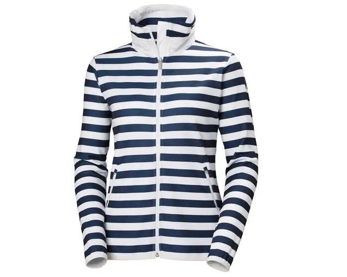 Naiad Fleece Jacket - Evening Blue