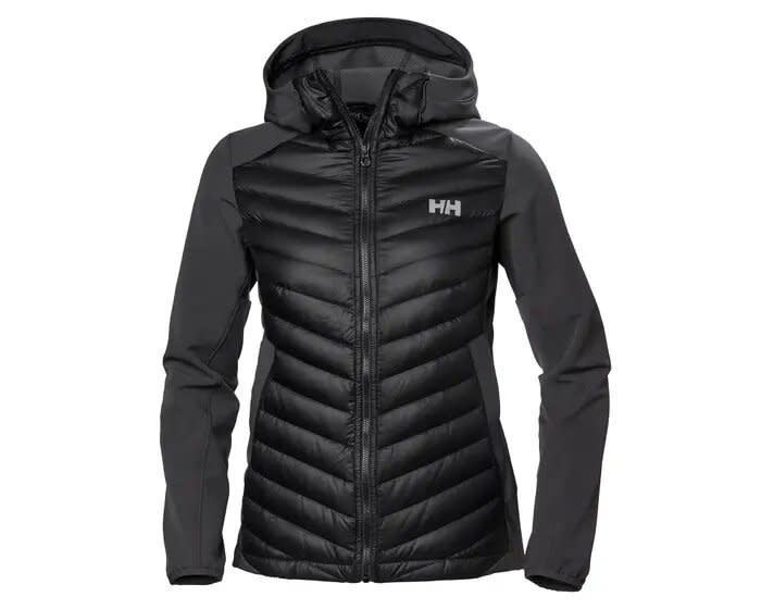 Verglas Light Jacket - Black
