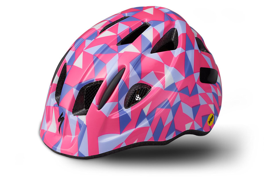 MIO MIPS, Acid Pink Geometric 46-51cm