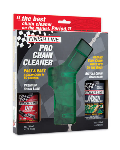 Shop Quality Chain Cleaner Kit