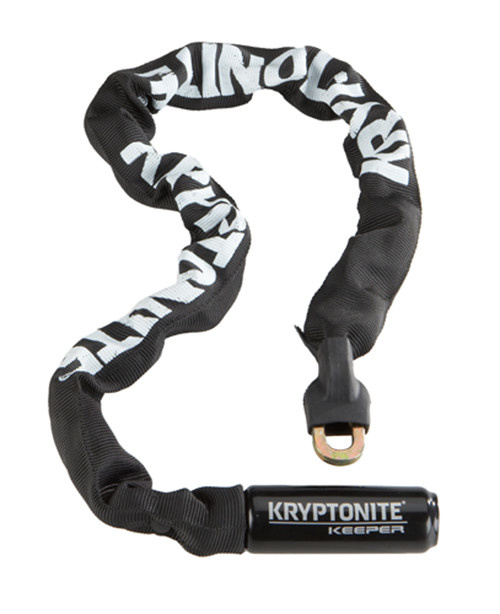"KRYPTONITE KEEPER 785 Integrated Chain (black) 32"" ( 85cm)"