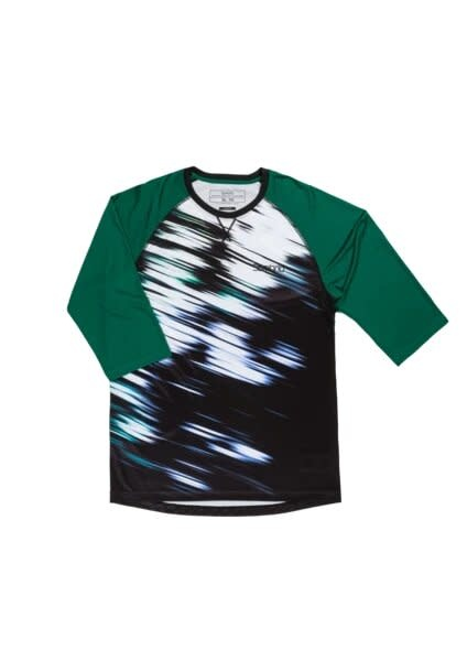 Sombrio Chaos Jersey - Evergreen Tunnel