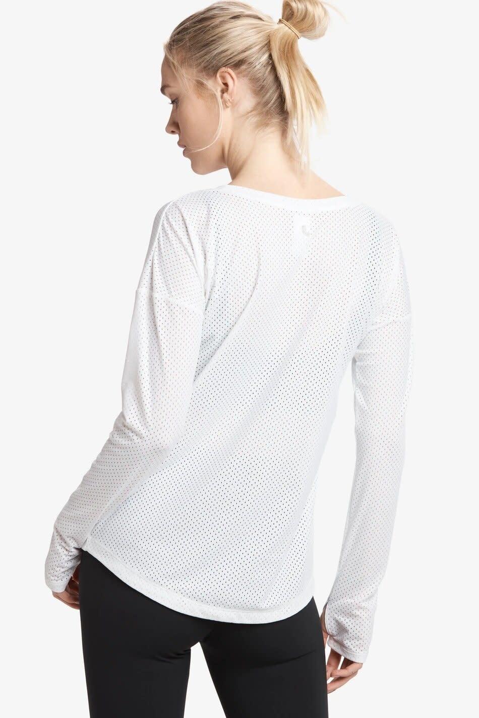 Venture Long Sleeve - White