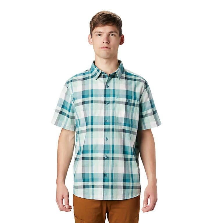 Mountain Hardwear Big Cottonwood Short Sleeve