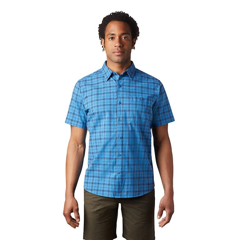 Big Cottonwood Short Sleeve