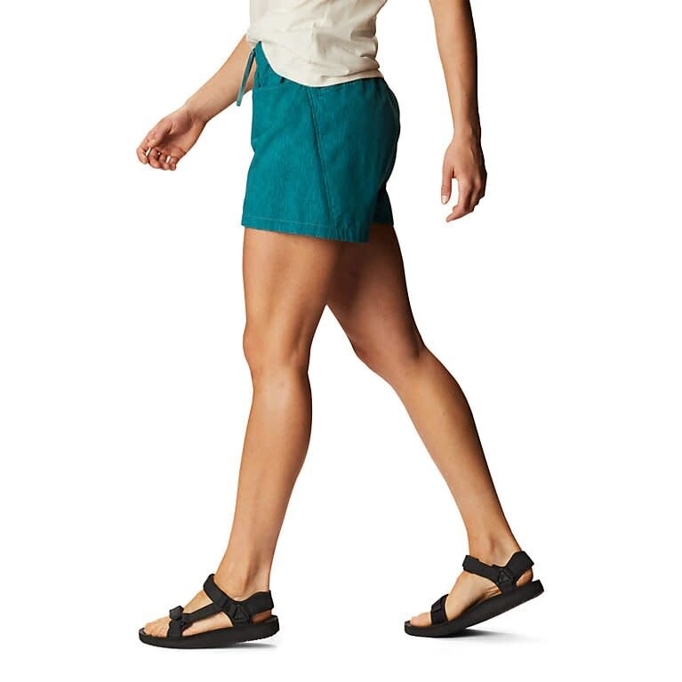 Mountain Hardwear Coveland Short - Washed Turquoise
