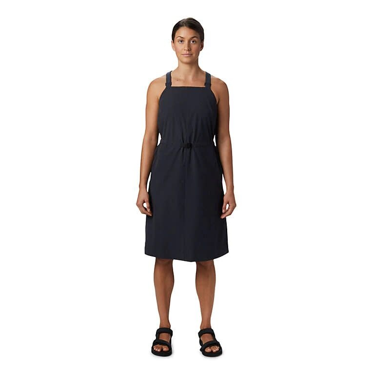 Mountain Hardwear Freefall Halter Dress - Black