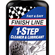 FINISH LINE 1-STEP CLEAN & LUBE 4OZ