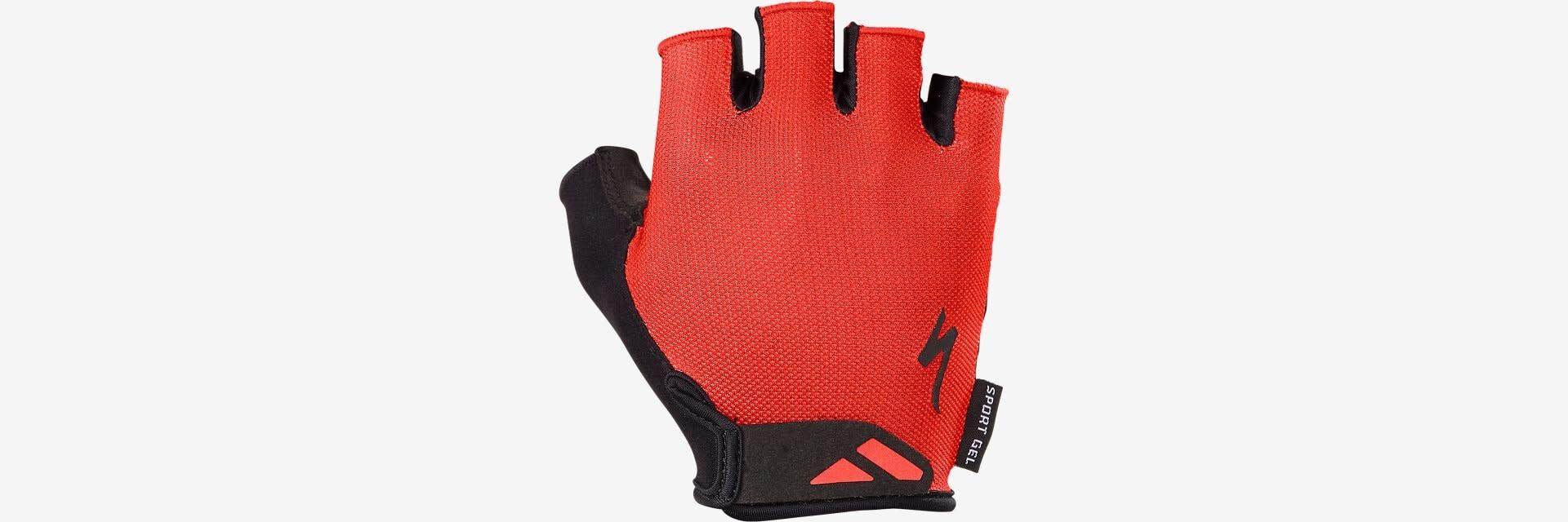 BG Gel Sport Short Finger - Assorted Colours