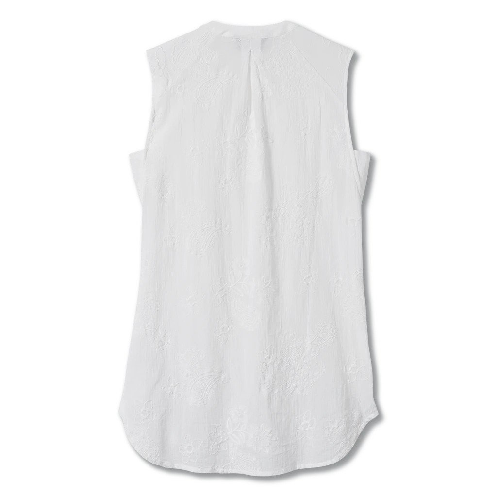 Royal Robbins Oasis Tank - White